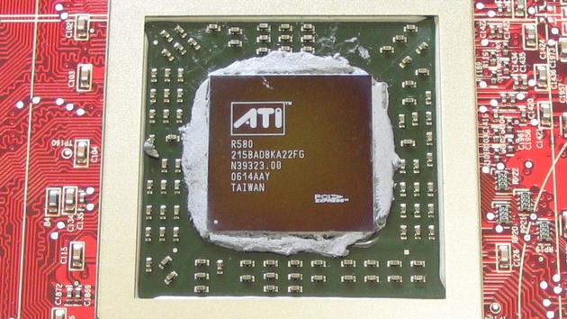 ATi Radeon X1900 XT mit 256 MB im Test: Auch die Hälfte kann schnell sein