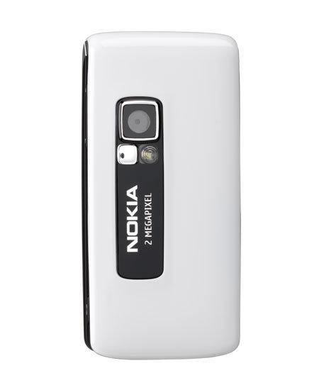 Nokia 6288 in weiß