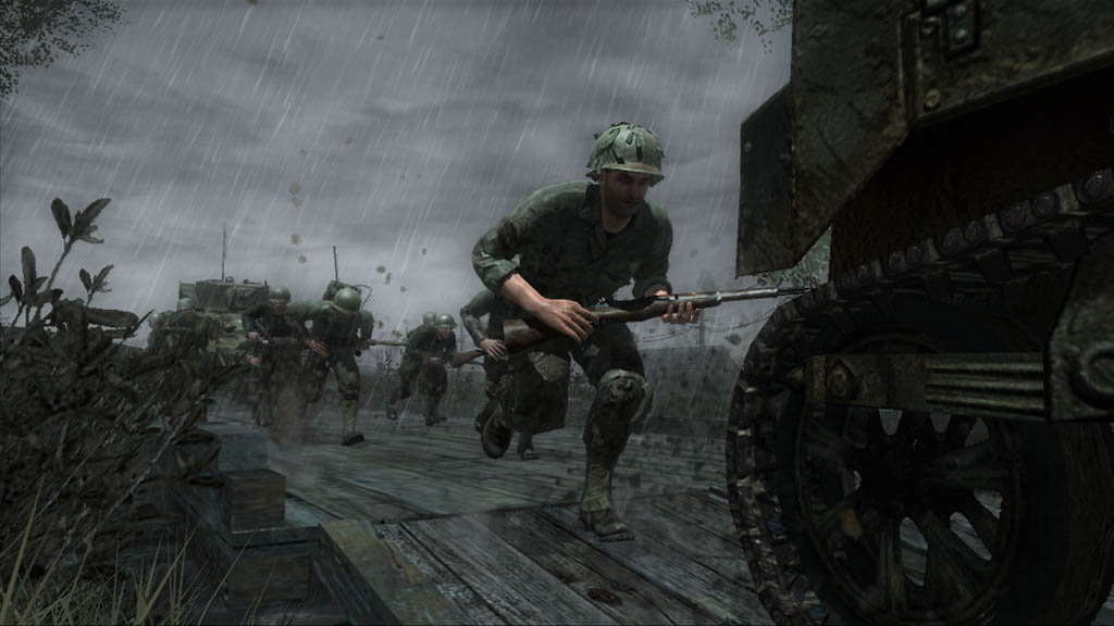 Call of Duty 3 für Xbox 360