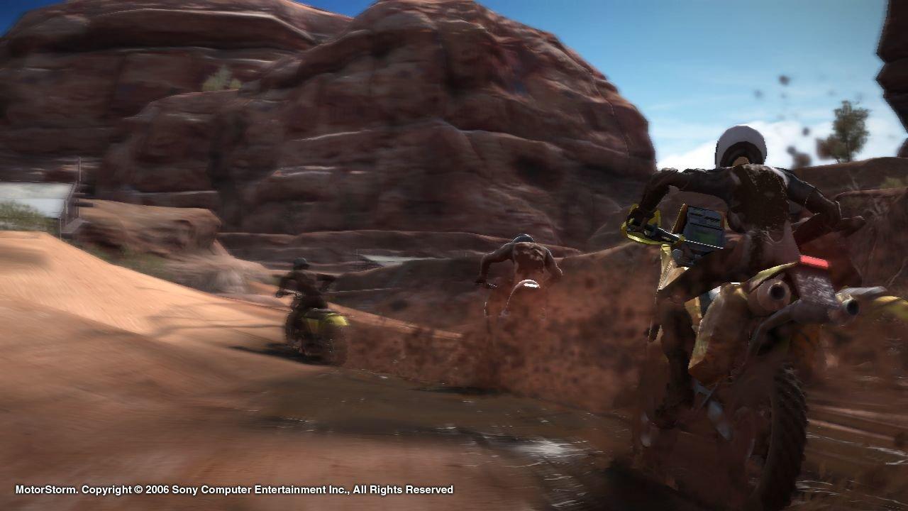MotorStorm für die PlayStation 3