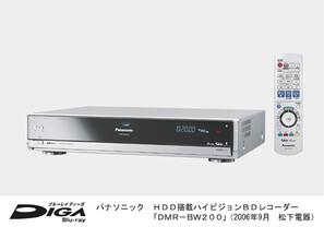 Panasonic DMR-BW200