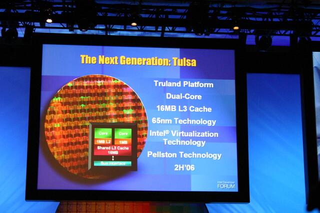 """Intel Xeon """"Tulsa"""""""