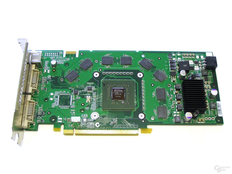 GeForce 7900 GTO ohne Kuehler