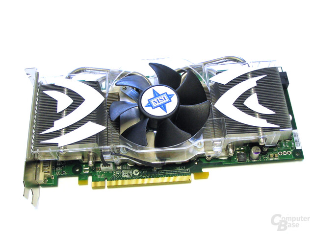MSI GeForce 7900 GTO