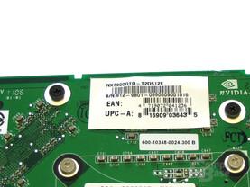 GeForce 7900 GTO Aufschrift
