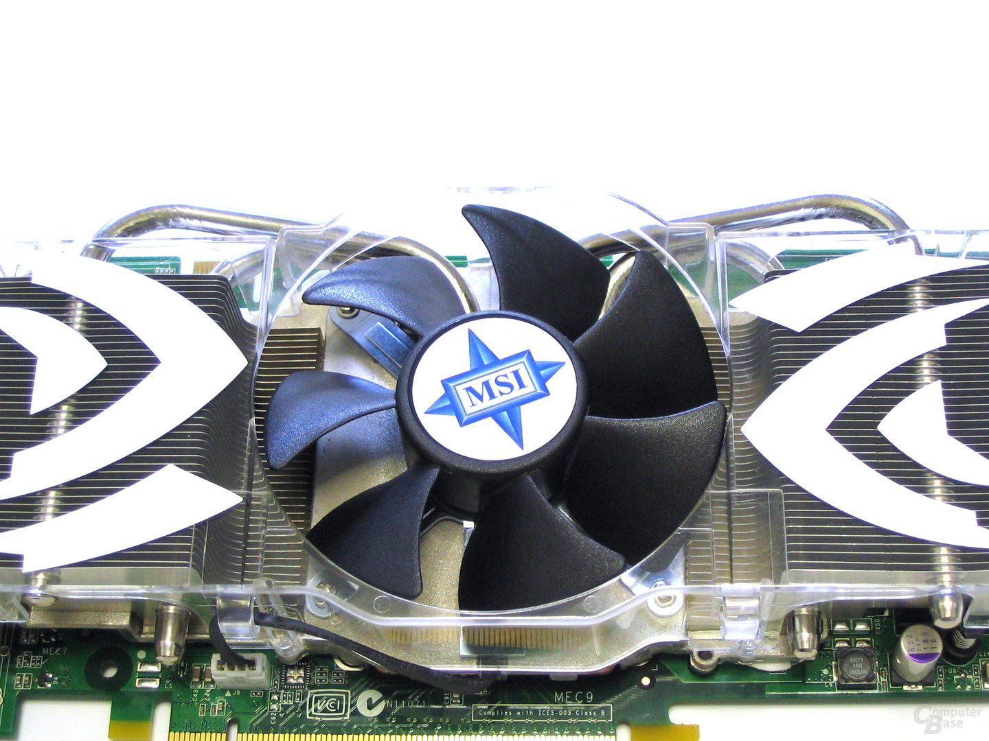 GeForce 7900 GTO Kuehlsystem