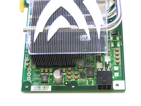 GeForce 7900 GTO PCIe-Anschluss