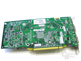 GeForce 7900 GTO Rueckseite