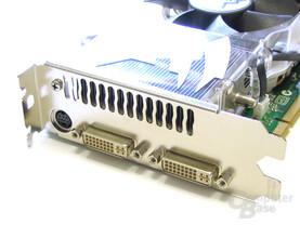 GeForce 7900 GTO Slotblech