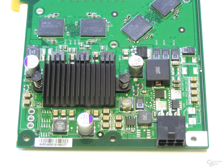 GeForce 7900 GTO Spannungswandler