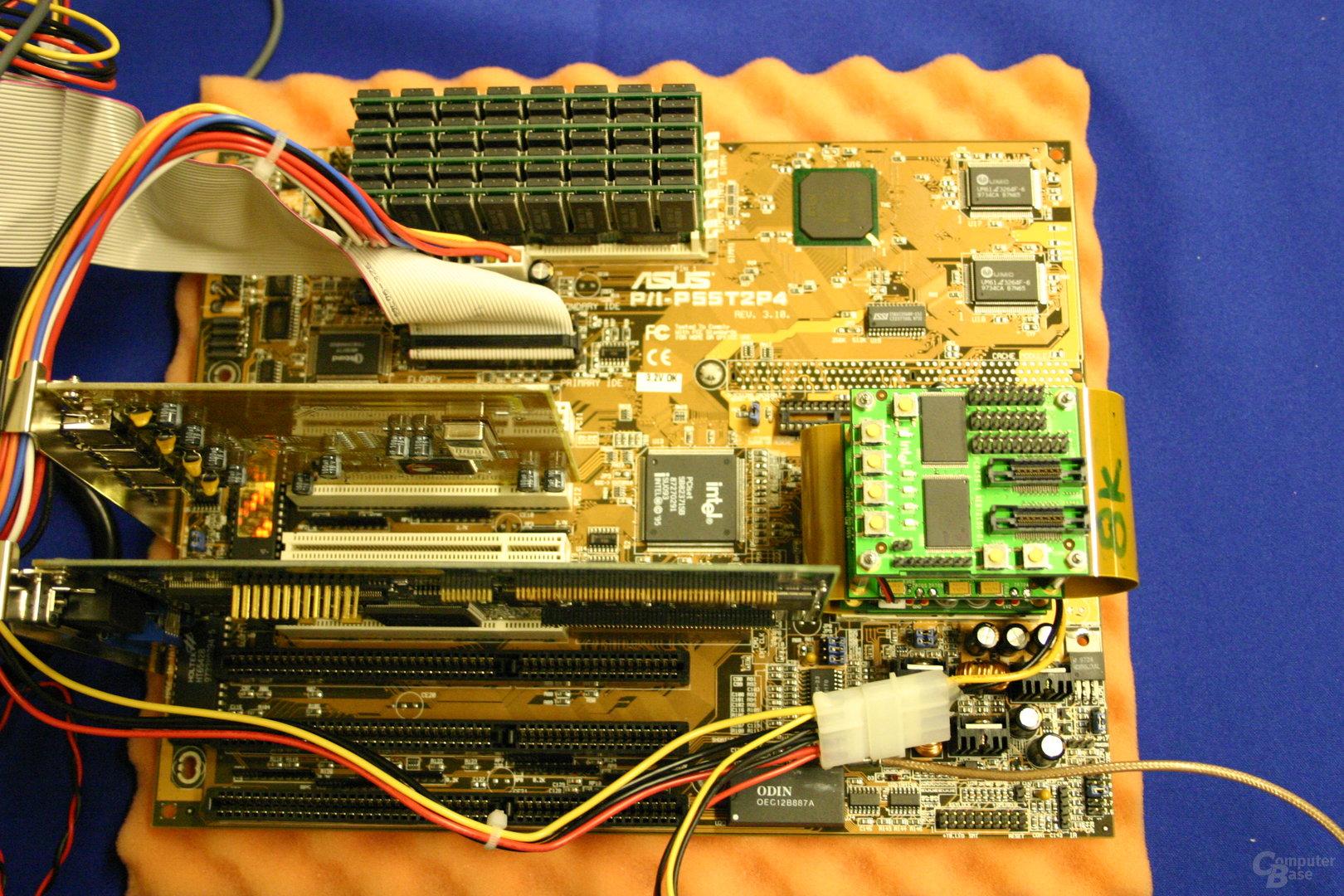 Tera-Scale-forschung in Braunschweig mittels FPGAs