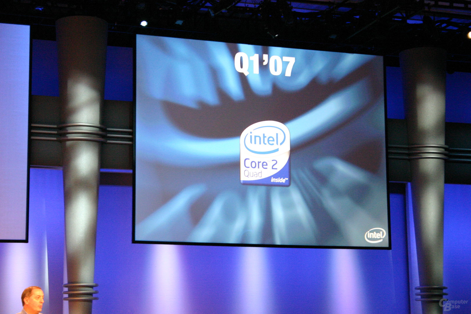 Intel Core 2 Quad - Mainstream-Quad-Core Anfang 2007