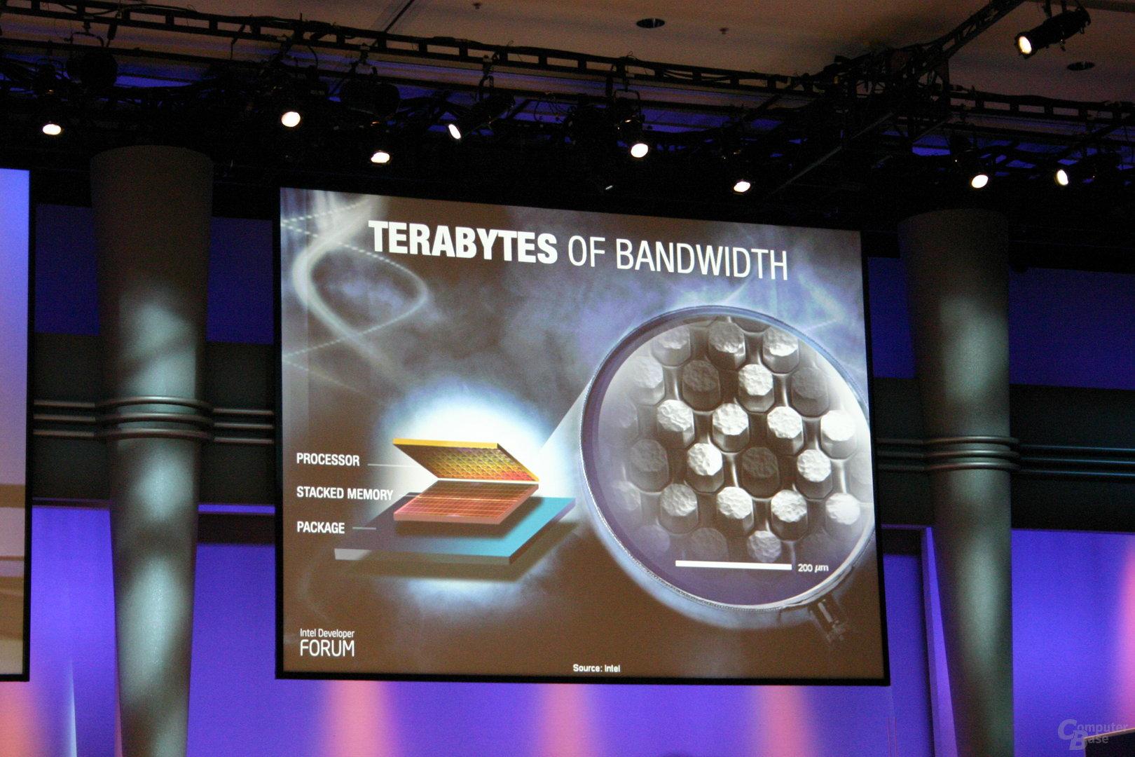TeraBytes of Bandwith