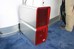 Dell XPS Special Edition Formula Red Gaming Desktop