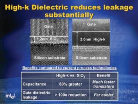 Intel 45 nm Fertigungsprozess