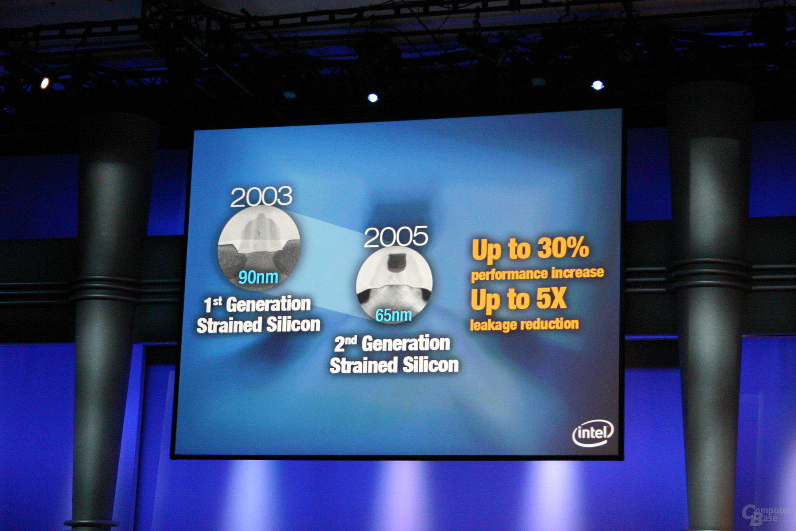 Intel 45 nm Fertigungsprozess