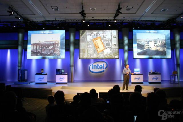 Intels 45nm-Fabs