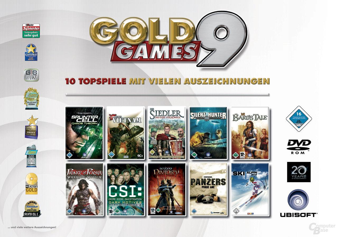 Gold Games 9 von Ubisoft