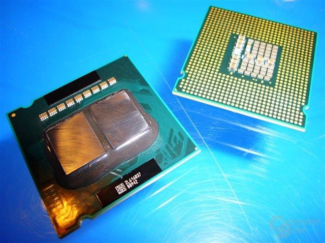 Intel Core 2 Extreme Quad-Core