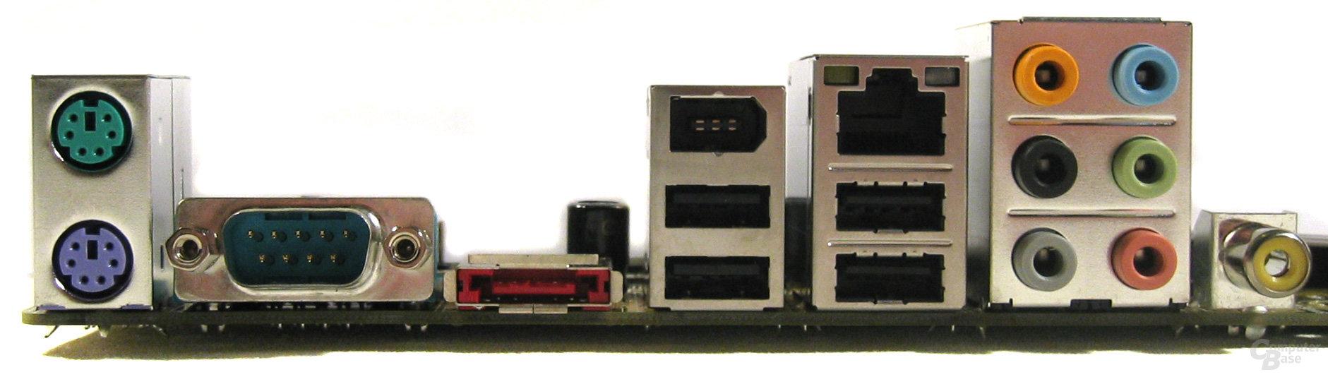Asus M2R32-MVP ATX-Blende