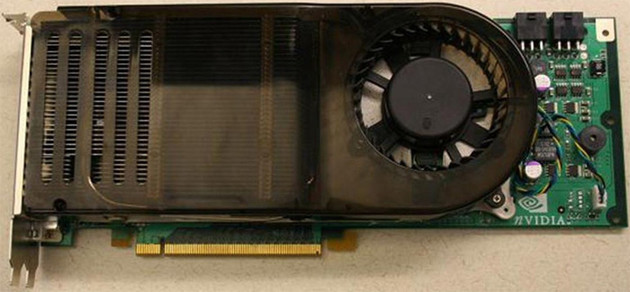 nVidia GeForce G80