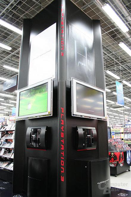 PS3-Demokiosk - Bildquelle: engadget.com