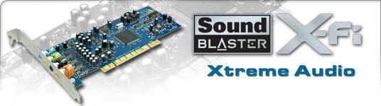 X-Fi Xtreme Audio