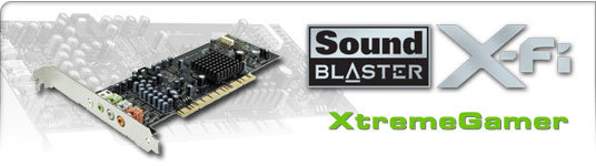X-Fi Xtreme Gamer
