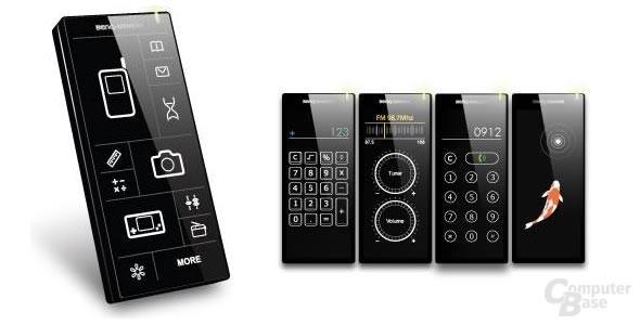 BenQ Konzept-Mobiltelefon