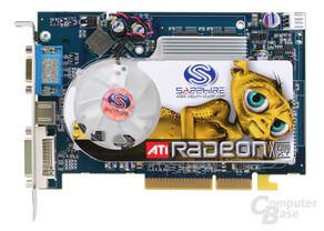 ATi Radeon X1300XT mit 256 MB GDDR3