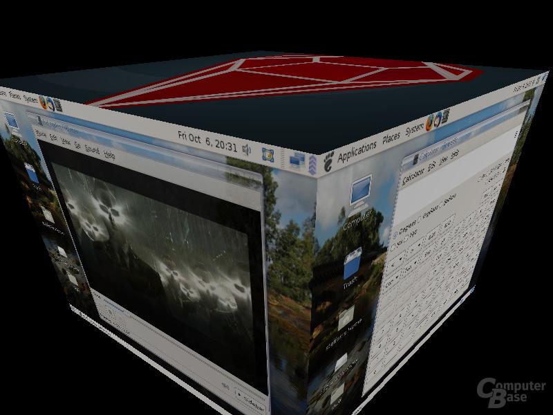 Beryl – Desktop-Cube
