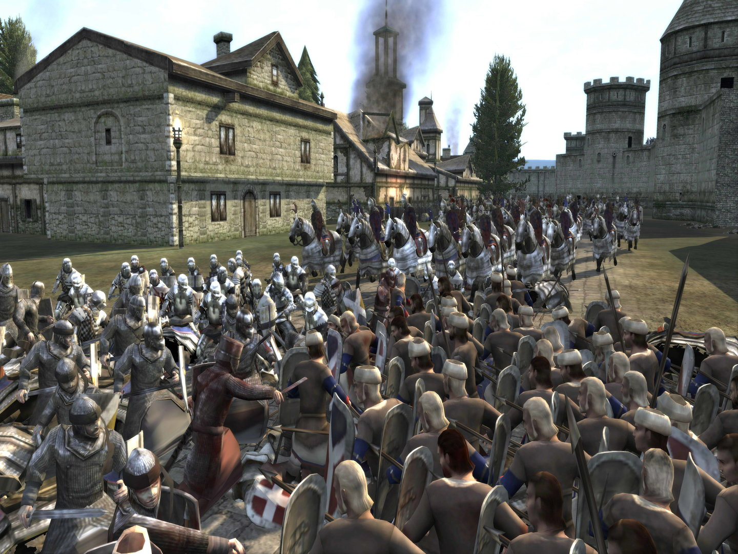 Medieval II: Total War - Multiplayer - 6.10.2006