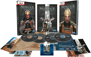 Medieval II Collector's Edition