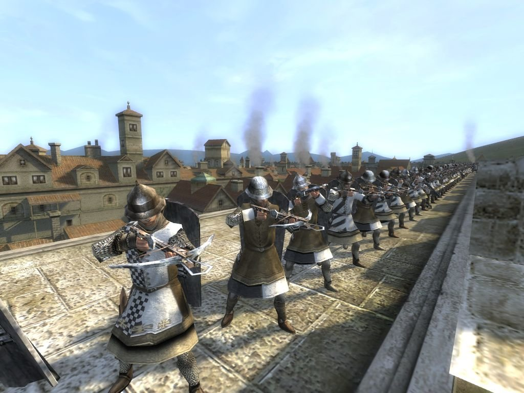 Medieval II: Total War - Volk: Sizilianer - 6.10.2006