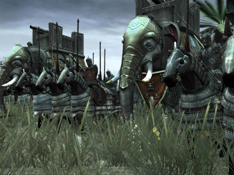 Medieval II: Total War - Elefanten - 6.10.2006