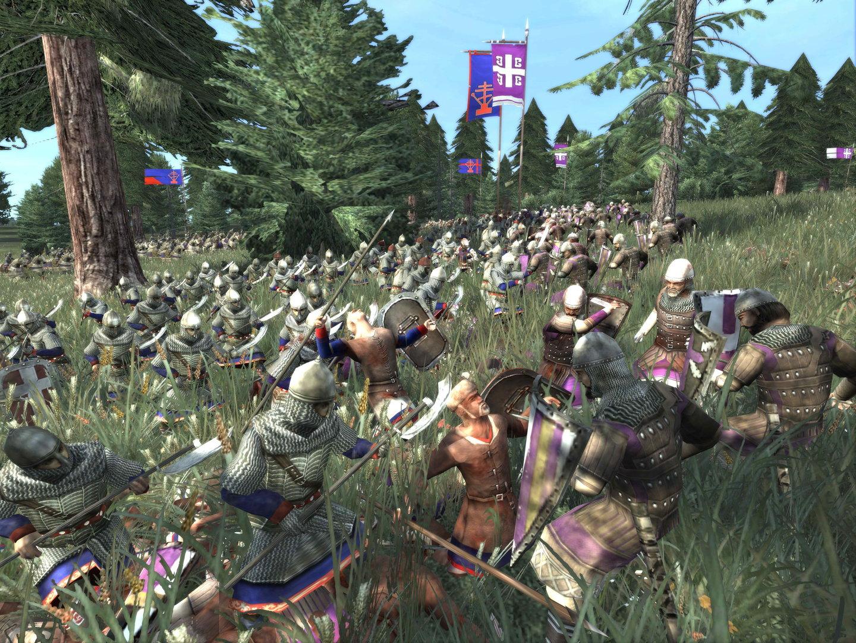 Medieval II: Total War - Schlacht - 6.10.2006