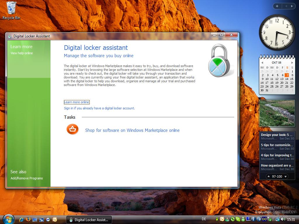Digital Locker Assistant