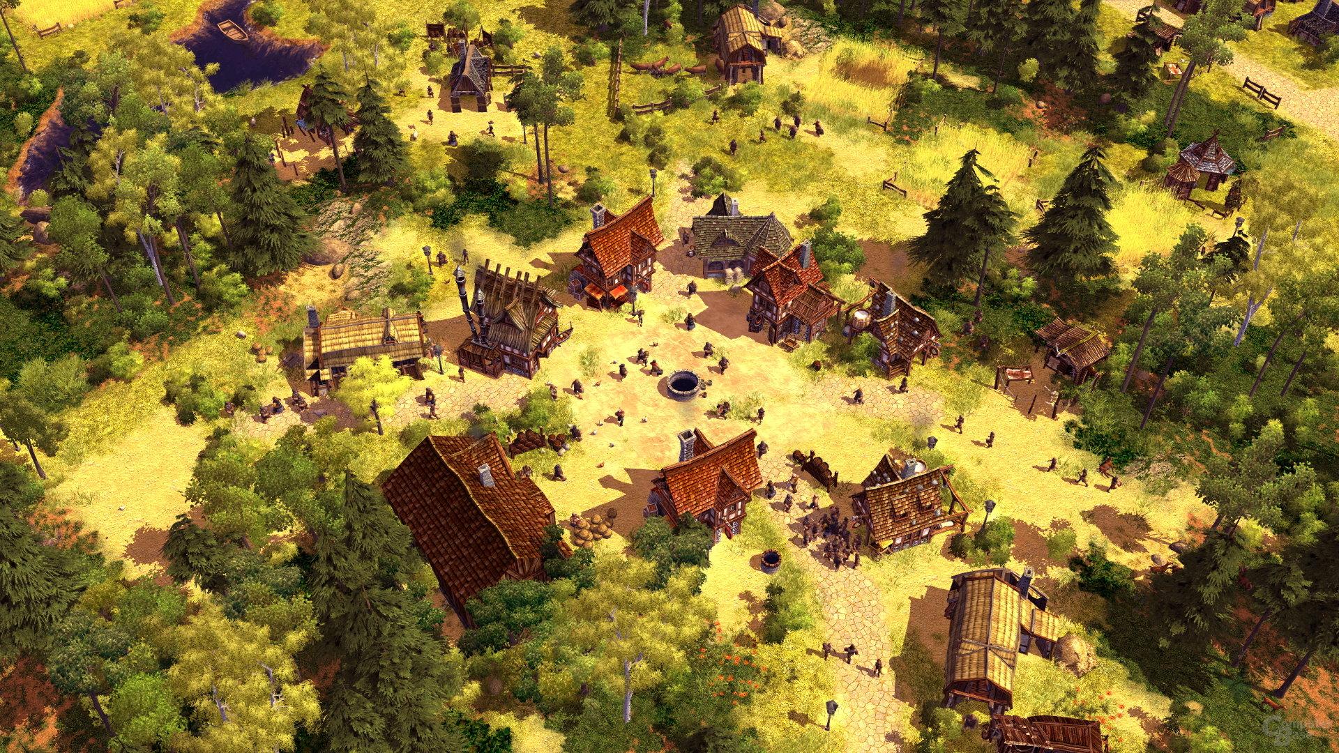 Die Siedler 6 – Aufstieg eines Königreichs