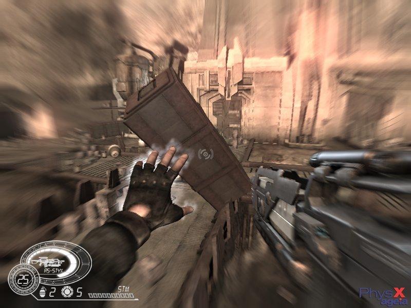 CellFactor: Combat Training - 9. Mai 2006