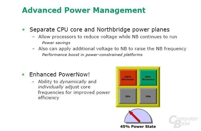 Barcelona Power Management