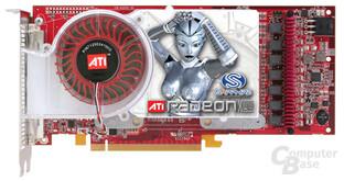Sapphire ATi Radeon X1950 XT 256 MB PCB