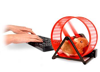 USB Hamster Wheel