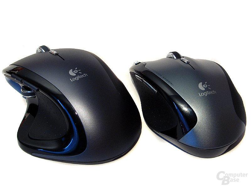Logitech MX-Revolution und VX-Revolution