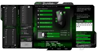 Razer Death Adder Treibersoftware