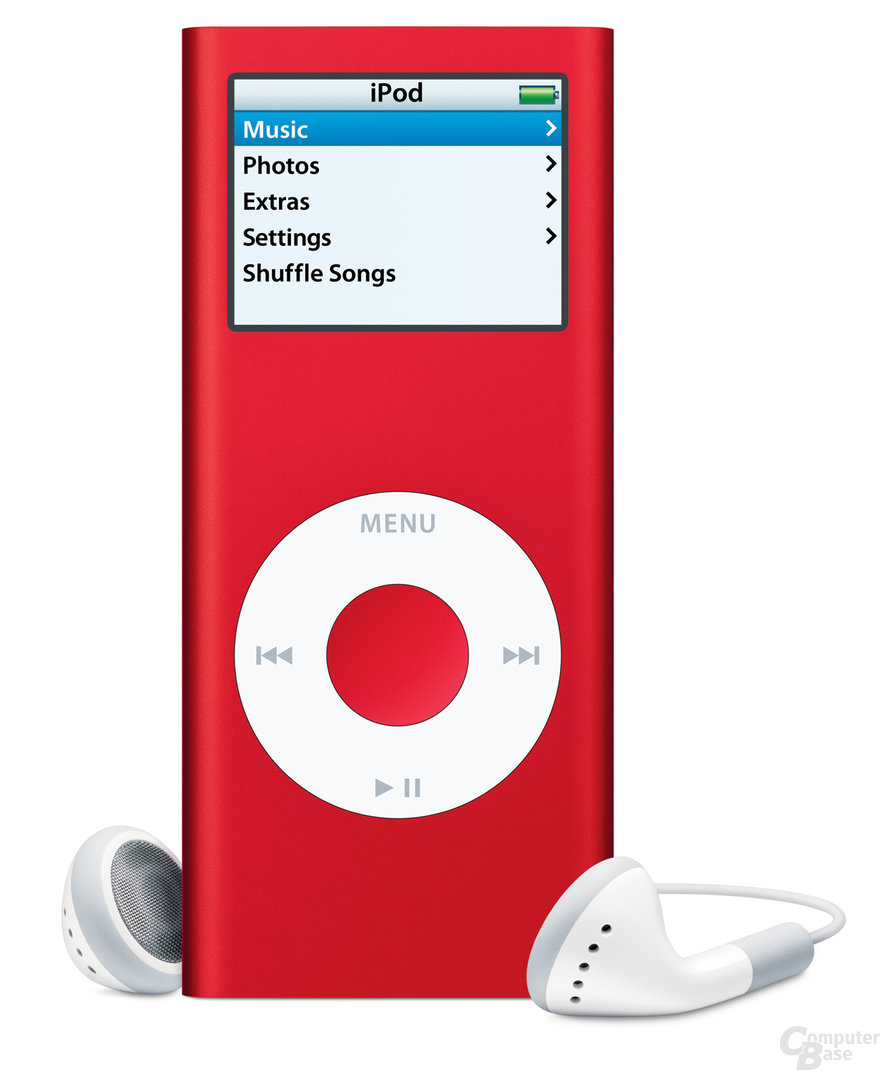 Apple iPod nano (Product) RED Special Edition