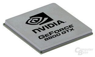 GeForce 8800 GTX Kern