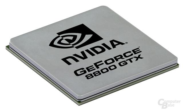 GeForce 8800 GTX Kern
