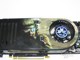 Asus EN8800GTX Kühlsystem