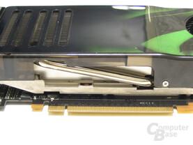 GeForce 8800 GTX Heatpipe