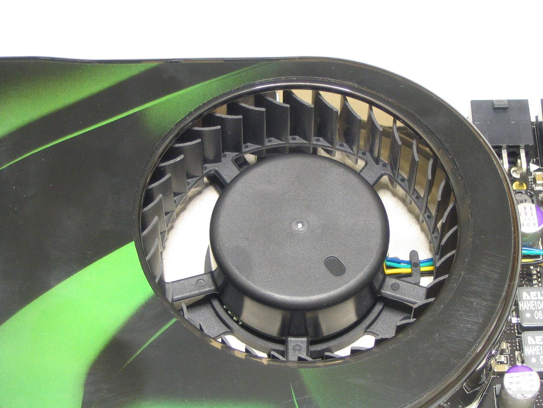 GeForce 8800 GTX Lüfter
